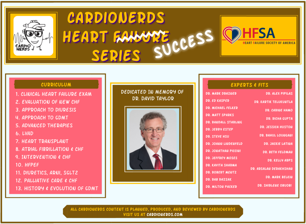 CardioNerds Heart Success Series